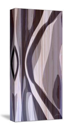 Bentwood Panel VI-James Burghardt-Stretched Canvas Print