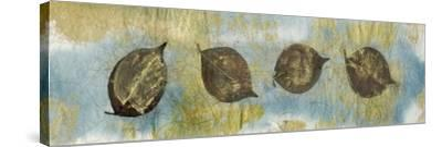 Leaf Banner II-Elena Ray-Stretched Canvas Print