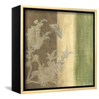Antique Ivory I-Chariklia Zarris-Framed Stretched Canvas Print