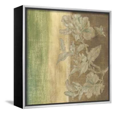 Antique Ivory II-Chariklia Zarris-Framed Stretched Canvas Print