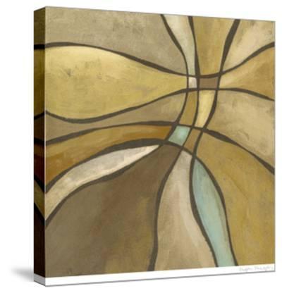 Desert Oasis I-Megan Meagher-Stretched Canvas Print