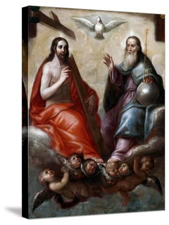 Holy Trinity--Stretched Canvas Print