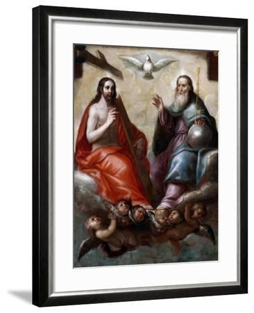 Holy Trinity--Framed Giclee Print