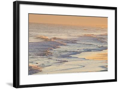 Water Patterns at Sunset-Brian Gordon Green-Framed Photographic Print