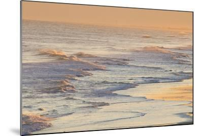 Water Patterns at Sunset-Brian Gordon Green-Mounted Photographic Print