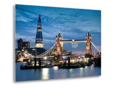 London Bridge-Craig Roberts-Metal Print