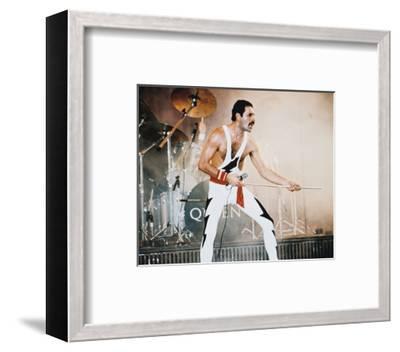 Freddie Mercury - Queen--Framed Photo