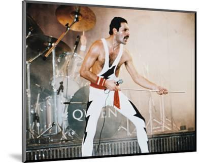 Freddie Mercury - Queen--Mounted Photo