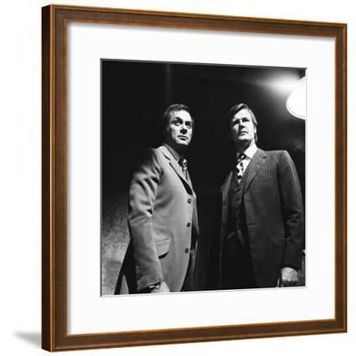 The Persuaders--Framed Photo