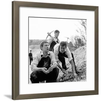 The Saint--Framed Photo