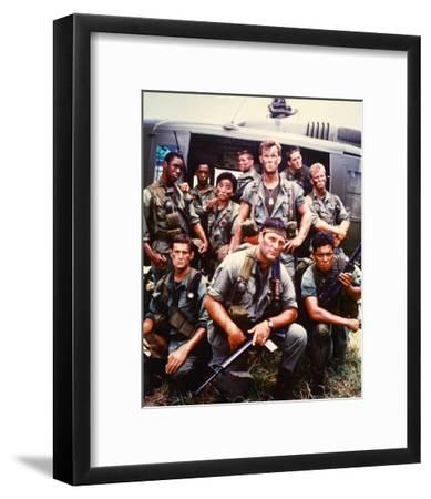 Tour of Duty--Framed Photo