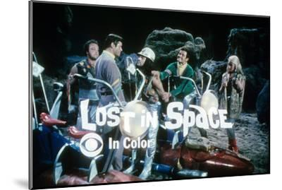 Lost in Space--Mounted Photo