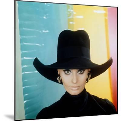Sophia Loren--Mounted Photo