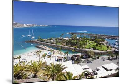 Aerial View of Anfi Del Mar-Markus Lange-Mounted Photographic Print