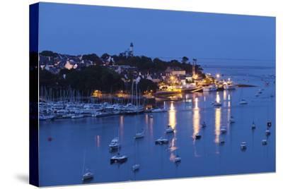 Benodet, Finistere, Brittany, France, Europe-Markus Lange-Stretched Canvas Print