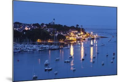 Benodet, Finistere, Brittany, France, Europe-Markus Lange-Mounted Photographic Print