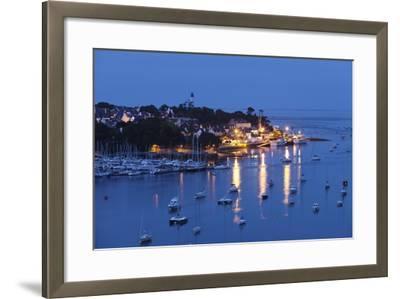 Benodet, Finistere, Brittany, France, Europe-Markus Lange-Framed Photographic Print