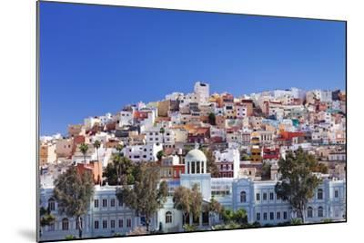 Coloured Buildings in the District of San Juan-Markus Lange-Mounted Photographic Print