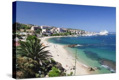 Propriano, Gulf of Valinco, Corsica, France, Mediterranean, Europe-Markus Lange-Stretched Canvas Print