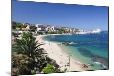 Propriano, Gulf of Valinco, Corsica, France, Mediterranean, Europe-Markus Lange-Mounted Photographic Print