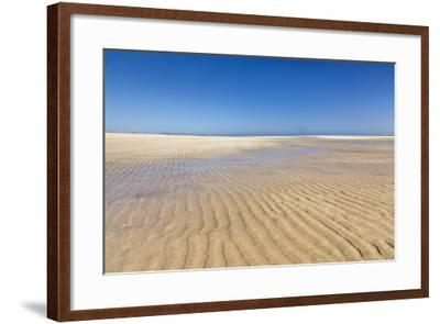 Playa De Sotavento, Risco Del Paso, Fuerteventura, Canary Islands, Spain, Atlantic, Europe-Markus Lange-Framed Photographic Print
