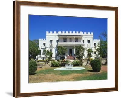 Sam Lords Castle Holiday Resort, Barbados, Caribbean-Hans Peter Merten-Framed Photographic Print