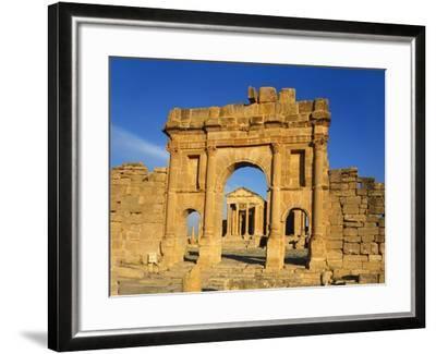 Sbeitla, Tunisia, Africa-Charles Bowman-Framed Photographic Print