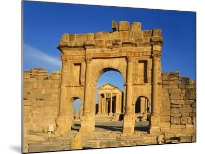 Sbeitla, Tunisia, Africa-Charles Bowman-Mounted Photographic Print