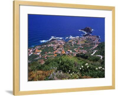 Porto Moniz, Madeira, Portugal-Hans Peter Merten-Framed Photographic Print