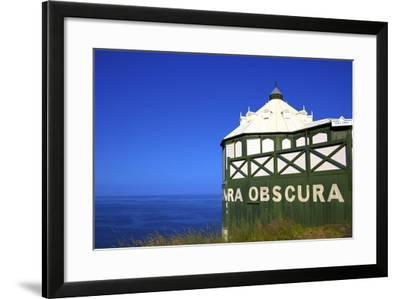 Camera Obscura, Douglas, Isle of Man, Europe-Neil Farrin-Framed Photographic Print