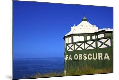 Camera Obscura, Douglas, Isle of Man, Europe-Neil Farrin-Mounted Photographic Print