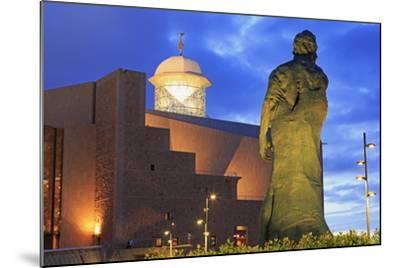 Afredo Kraus Auditorium, Las Palmas City, Gran Canaria Island, Canary Islands, Spain, Europe-Richard Cummins-Mounted Photographic Print