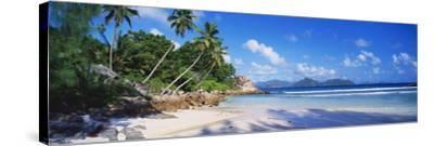 Anse Severe, Praslin, Seychelles-Lee Frost-Stretched Canvas Print