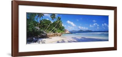 Anse Severe, Praslin, Seychelles-Lee Frost-Framed Photographic Print