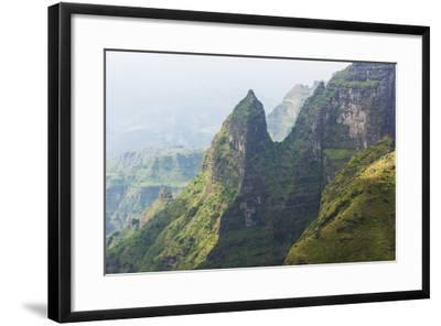 Simien Mountains National Park, UNESCO World Heritage Site, Amhara Region, Ethiopia, Africa-Gabrielle and Michael Therin-Weise-Framed Photographic Print