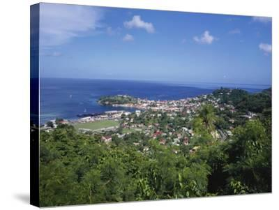 St Georges, Grenada, Caribbean-Robert Harding-Stretched Canvas Print