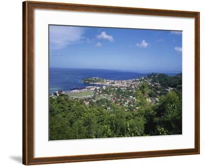 St Georges, Grenada, Caribbean-Robert Harding-Framed Photographic Print