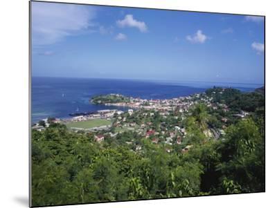 St Georges, Grenada, Caribbean-Robert Harding-Mounted Photographic Print