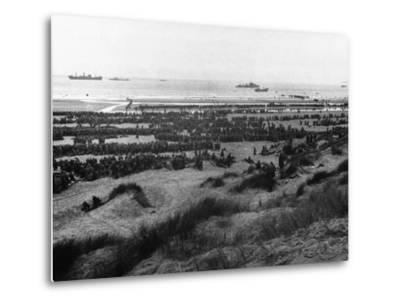 Dunkirk Evacuation--Metal Print