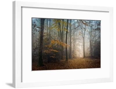 The Way to Nowhere-Philippe Manguin-Framed Photographic Print