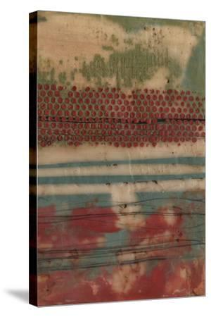 Undulate II-Jennifer Goldberger-Stretched Canvas Print