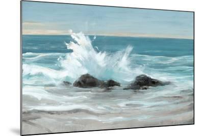 Crashing Wave II-Tim O'toole-Mounted Art Print