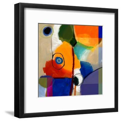 Amusement VI-Sisa Jasper-Framed Art Print