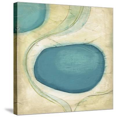 Currents IV-June Vess-Stretched Canvas Print