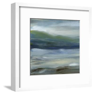 Denim Dance I-Lisa Choate-Framed Art Print