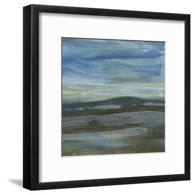 Denim Dance IV-Lisa Choate-Framed Art Print