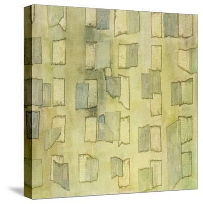 Irish Tape II-Charles McMullen-Stretched Canvas Print