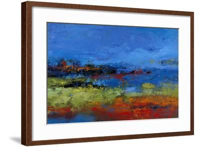 Thicker Than Water II-Janet Bothne-Framed Art Print