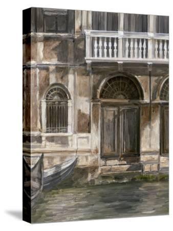 Venetian Facade II-Ethan Harper-Stretched Canvas Print