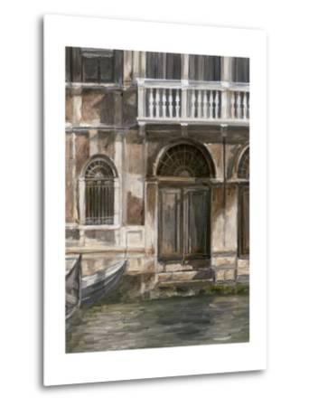 Venetian Facade II-Ethan Harper-Metal Print